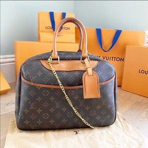 ✨DEAUVILLE✨ Authentic Louis Vuitton Satchel